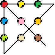 quadrato originalecolore